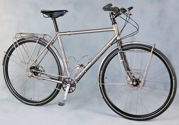 Bikes Gt 1993 Cirque A train touring bike