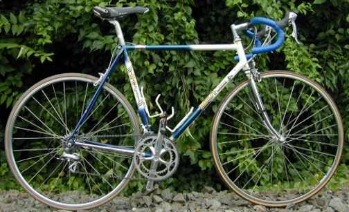 Bikes Gt 1993 Cirque bike retrofit by Bilenky
