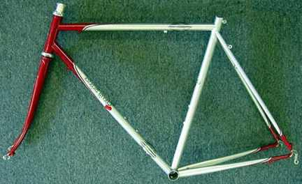 road we feel without a doubt this is the best steel bicycle frame