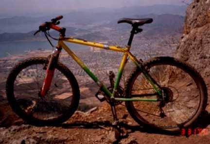 Seven Sola Mountain bike