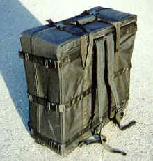 Backpack Bike Case For A Folding Travel Bicycle