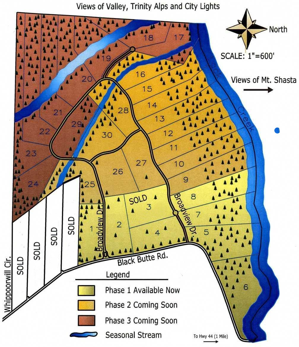 Sterling Ranch Colorado Map.Sterling Ranch Estates Shingletown Ca